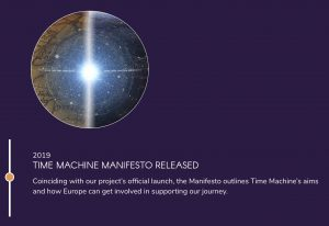 Time Machine manifesto launched